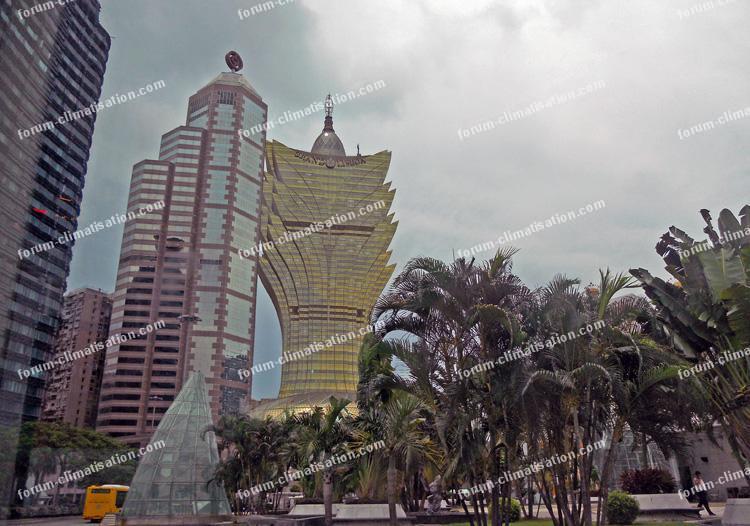 Architecture Macao