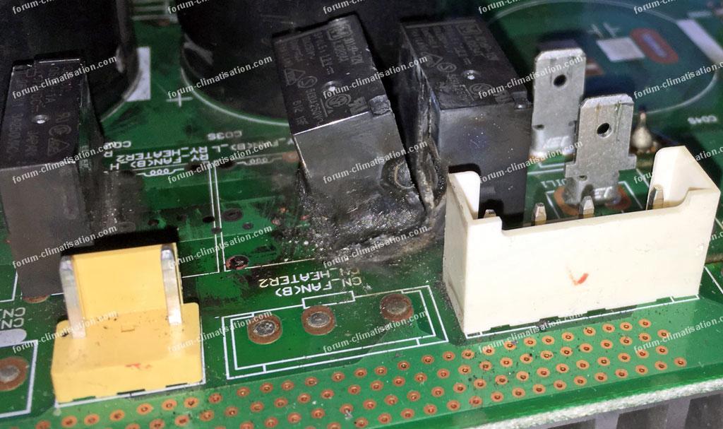 forum d pannage climatisation pompe chaleur lg ventilateur tourne en permanence. Black Bedroom Furniture Sets. Home Design Ideas