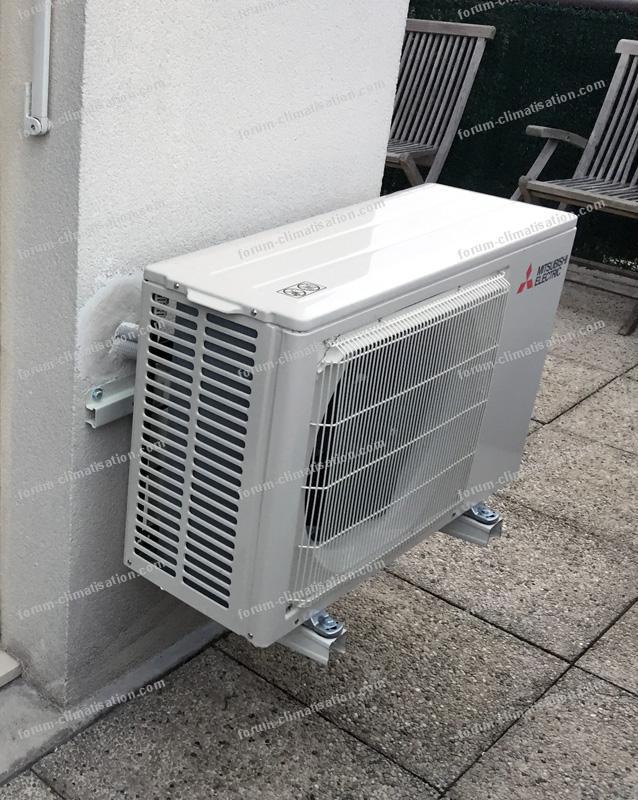 questions forum climatisation avis sur cache unit ext rieure climatiseur. Black Bedroom Furniture Sets. Home Design Ideas