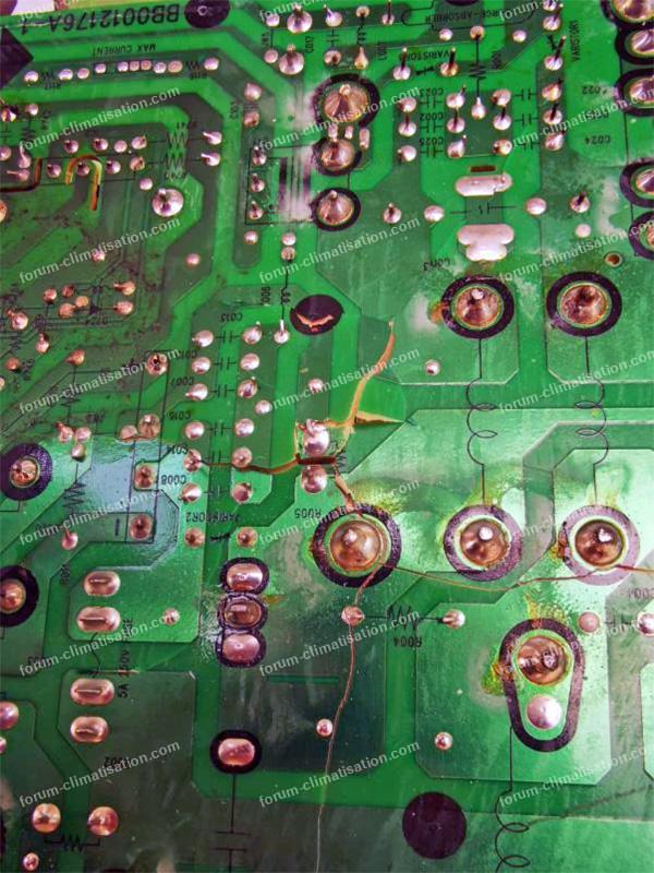 carte clim Hitachi RAM 52QH5
