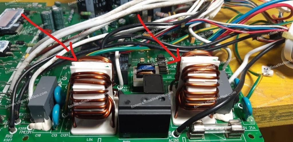 carte climatisation à quoi sert ce composant