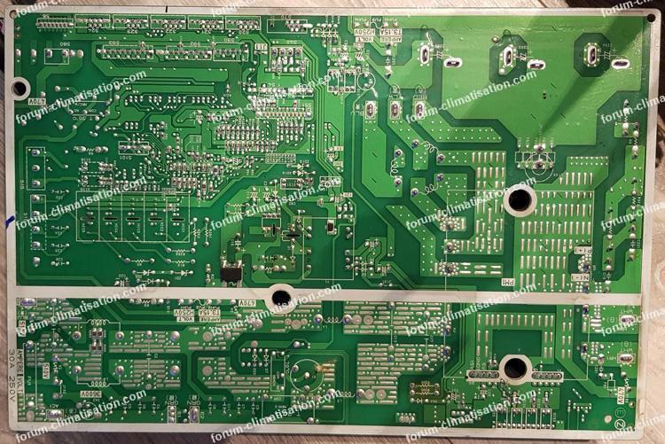 carte IPM clim Daikin 4MXS68F2V1B