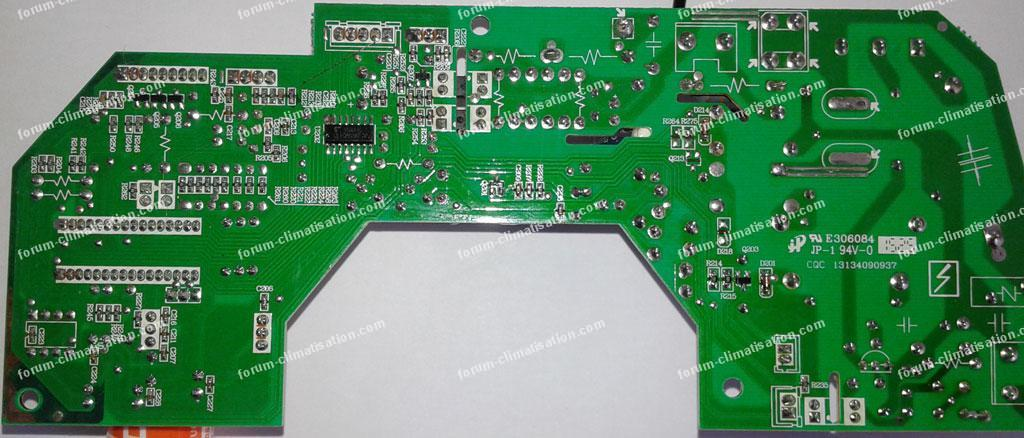 carte mère climatiseur Inverter TCl