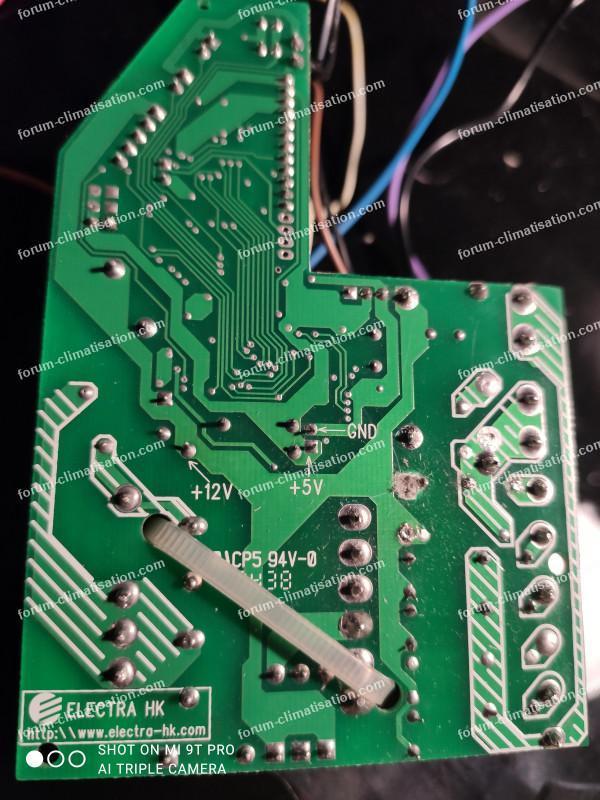 carte pour climatiseur Airwell