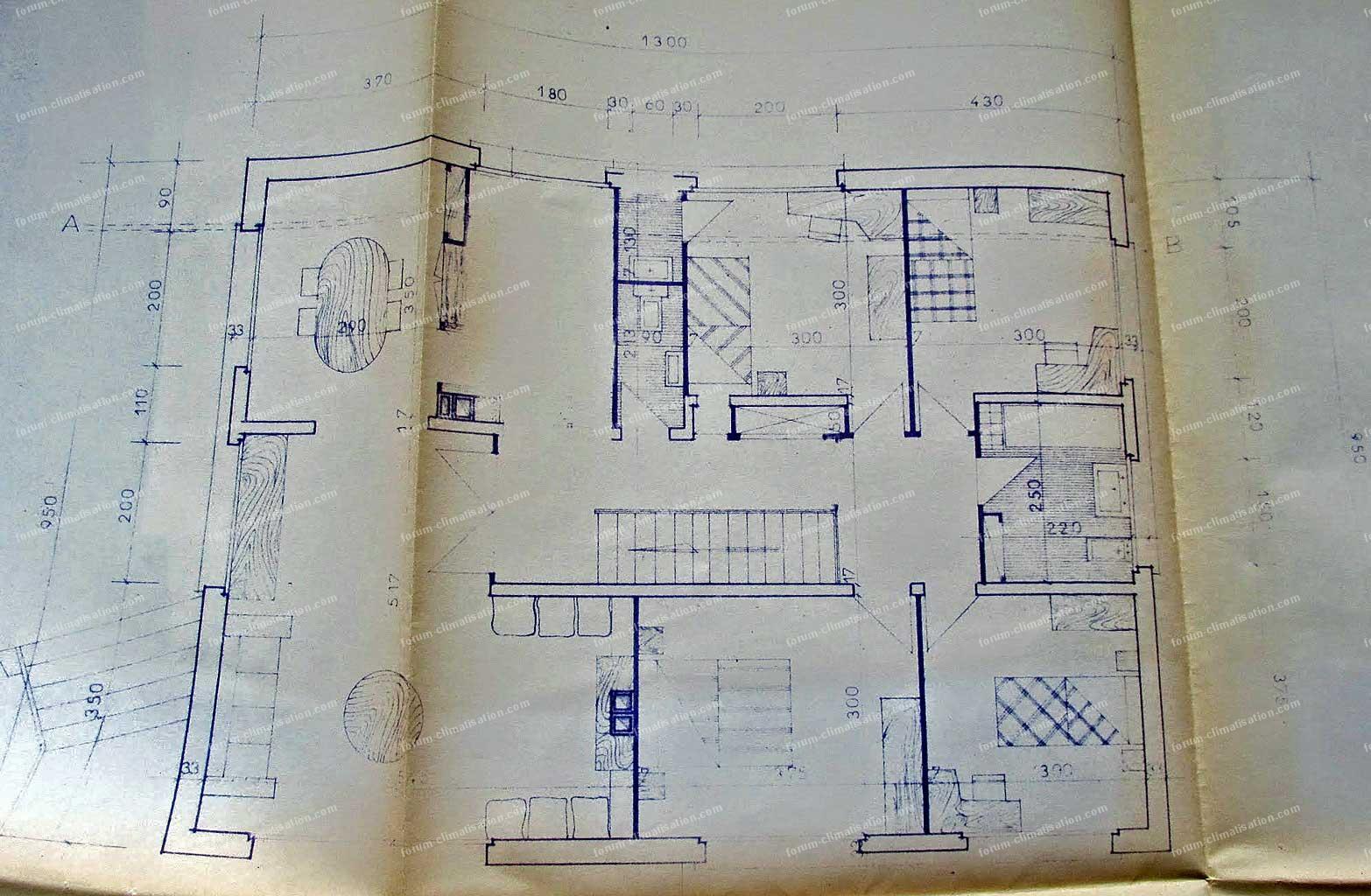 plans circuit ventilation pour maison V