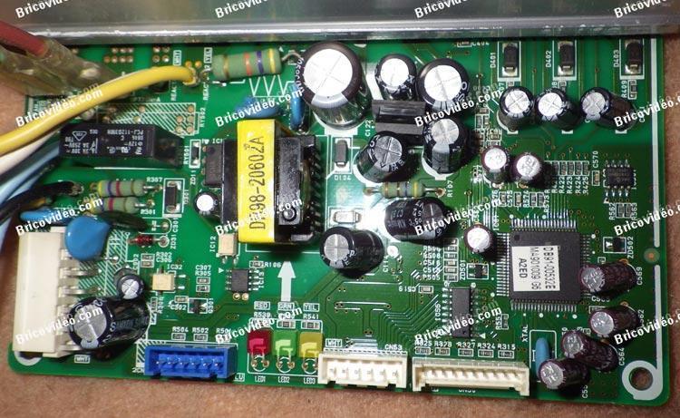 code E101 clim Samsung AQV09AWAX
