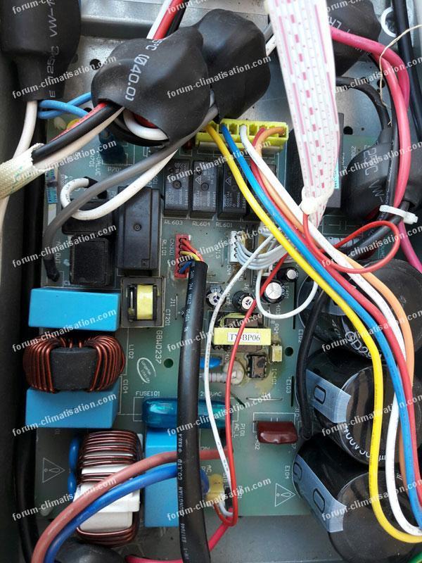 Forum climatisation d pannage code e5 climatisation carrera - Code erreur s04 03 ...