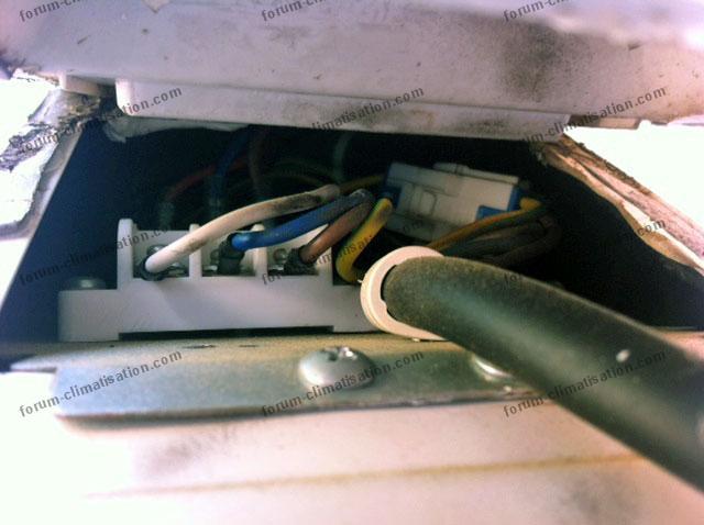 code erreur p6 climatiseur  réversible Airton