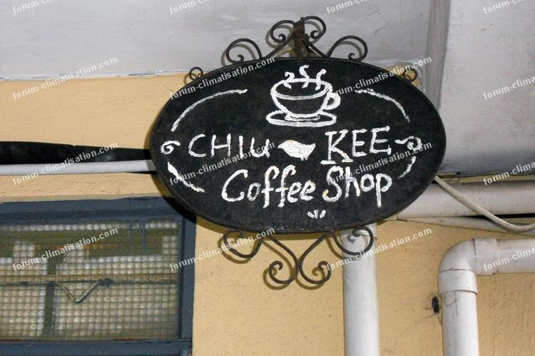 coffee Shop Hong Kong