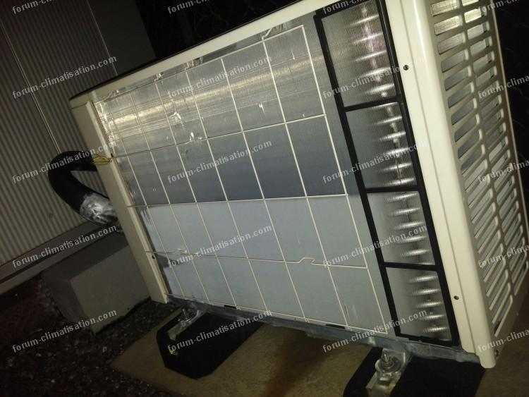 forum climatisation compresseur clim givré