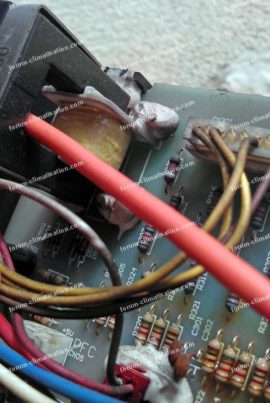 ct501 climatisation Airton