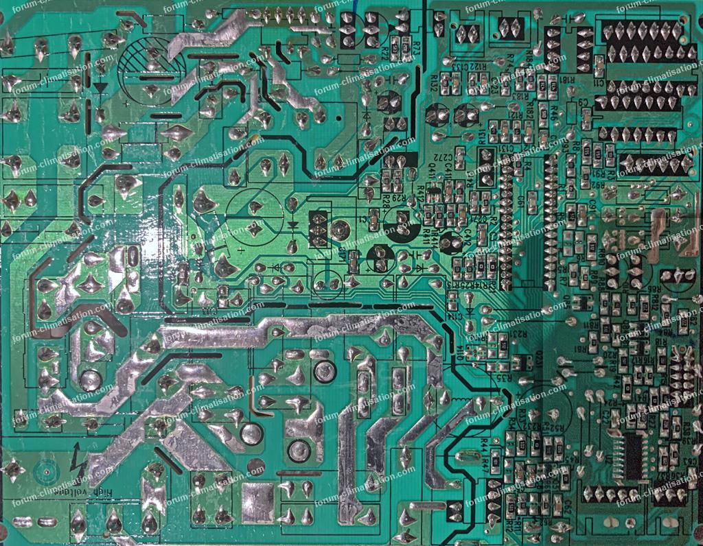 dépannage carte climatisation Zenithair