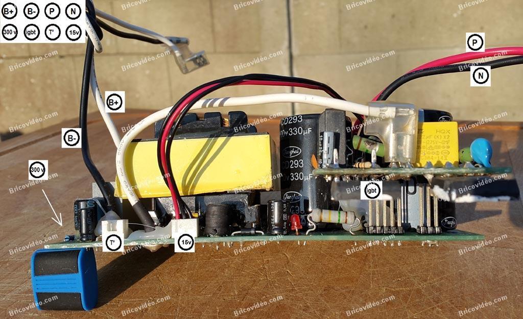 dépanner climatisation AUX Inverter