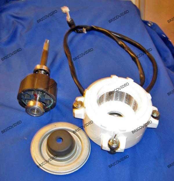 Probl me moteur ventilateur unit ext rieure clim daikin for Climatisation d interieur