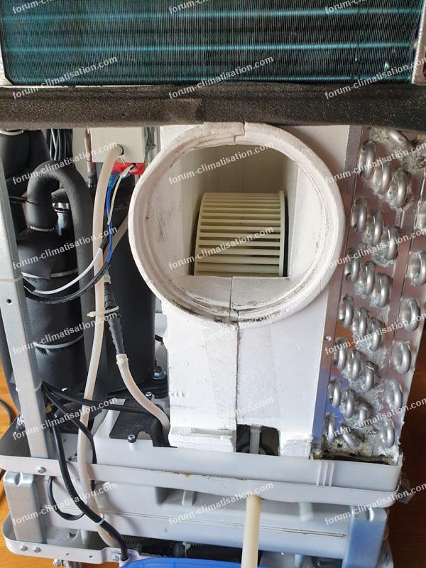 dépannage climatiseur mobile Delonghi