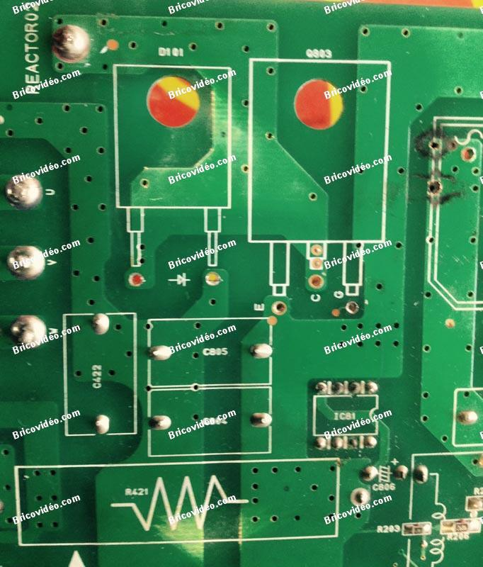 depannage electronique clim samsung 06