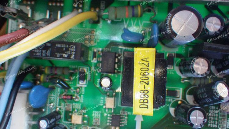 dépannage clim Samsung AQV09AWAX