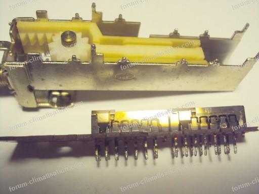 dessoudage composant électronique