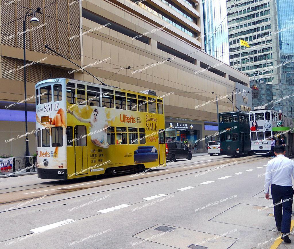 ding Ding à Hong Kong