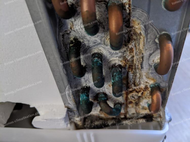 erreur F1 climatiseur mobile Delonghi