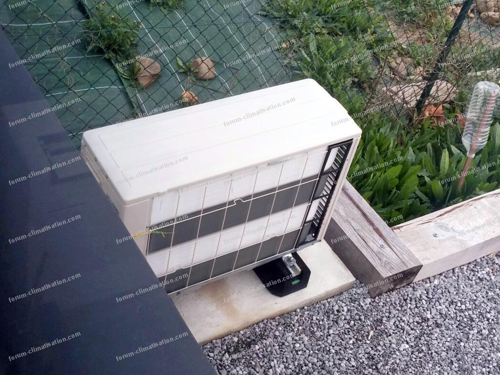 forum climatisation problème clim Mitsubishi 3,5KW