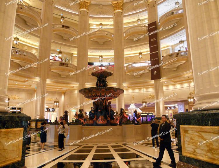 hôtel à Macao