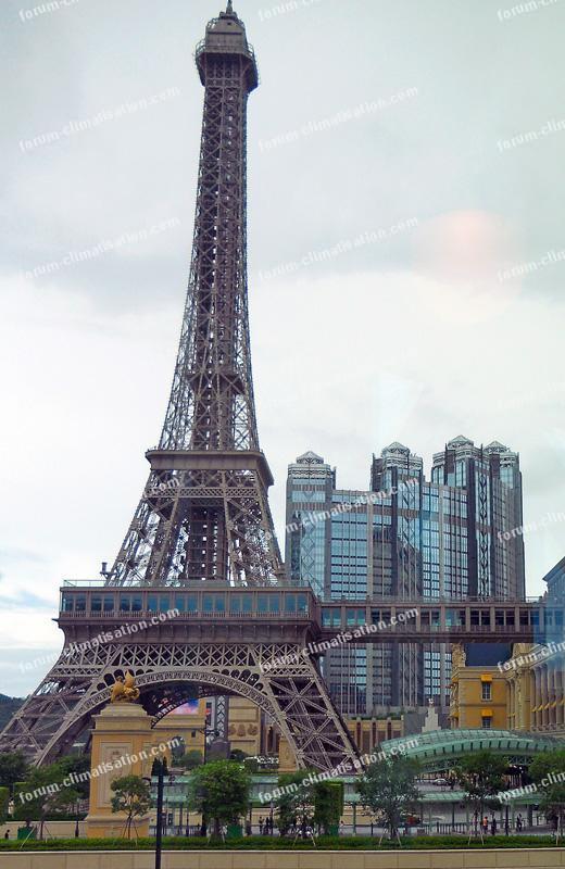 Macao Hôtel The Parisian
