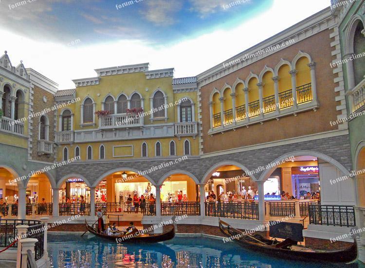 hôtel The Venetian - Macao