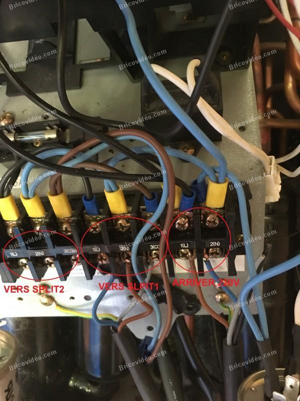 forum climatisation bricovid o probl me alimentation ge pour le lancement d 39 un compresseur. Black Bedroom Furniture Sets. Home Design Ideas