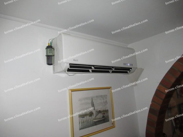 informations COP climatisation