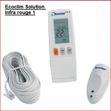 infra rouge ecoclim solution standard