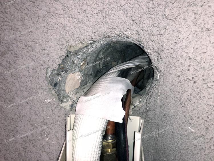 forum conseils climatisation isolation ext rieure et liaisons frigorifiques vers l 39 unit. Black Bedroom Furniture Sets. Home Design Ideas