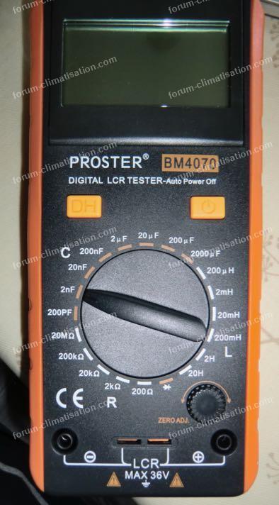 lcmètre Tester