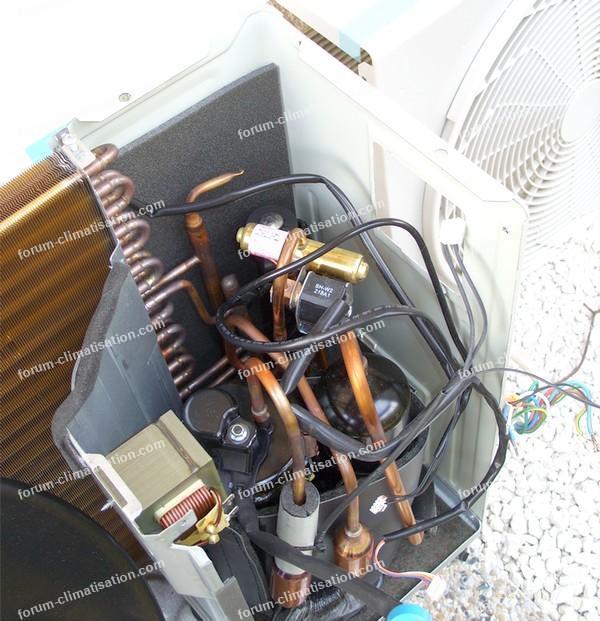 liaison frigorifique climatiseur