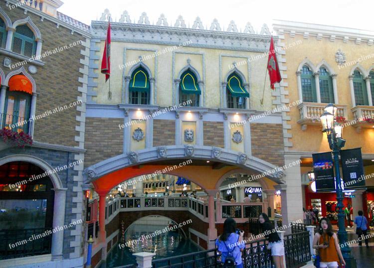 macao hôtel The Venetian