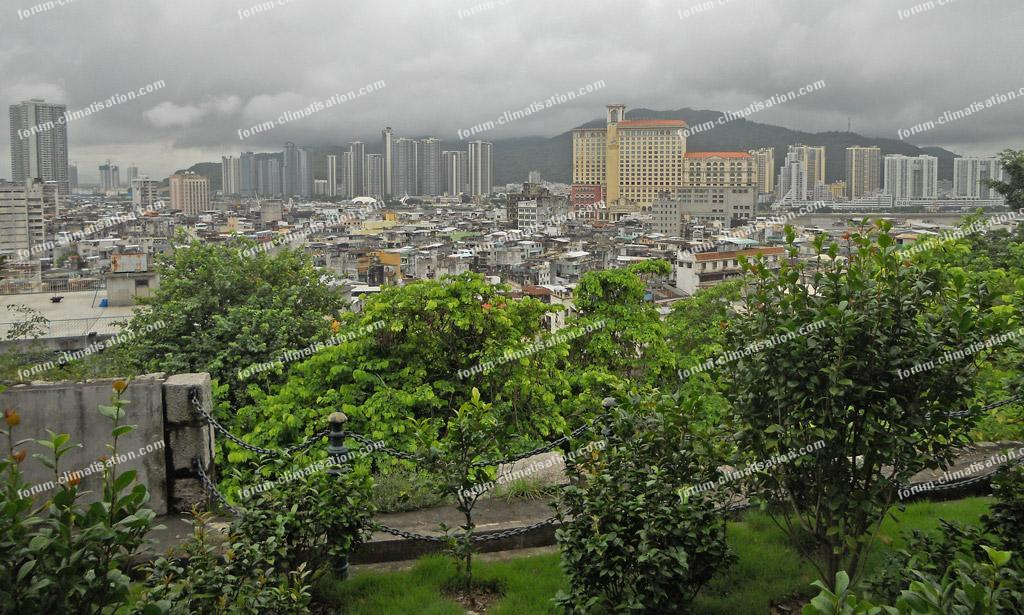 Macao panorama