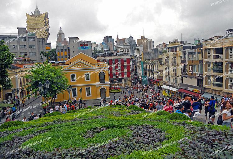 macao tourisme