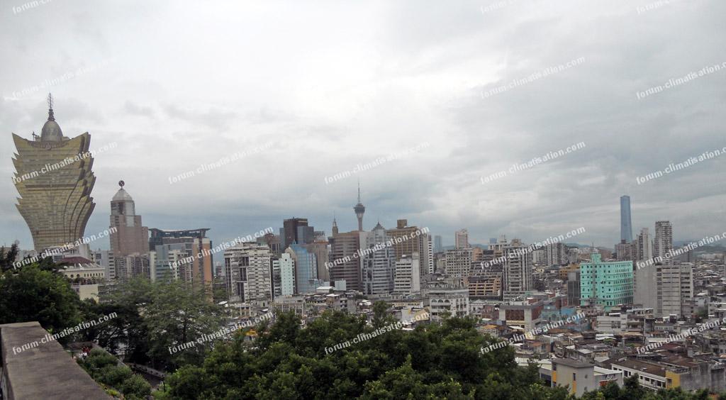 voyage en Chine Macao