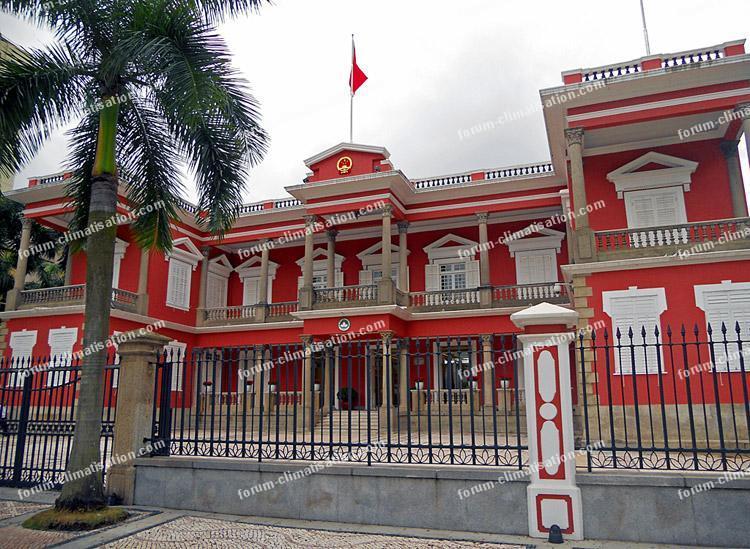 Macao maison du Gouvernement