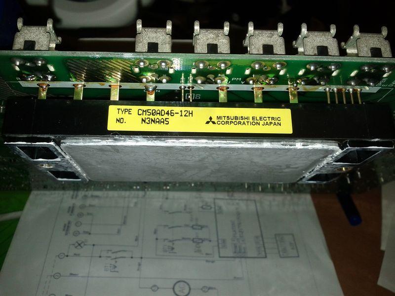 module mitshubishi cm50ad46 12h
