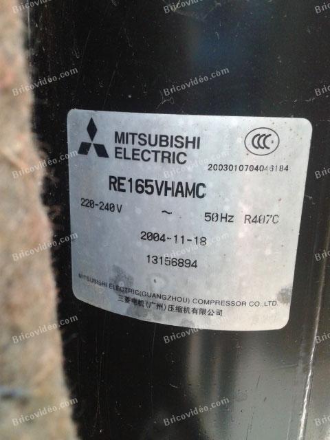 Climatisation bricovid o panne compresseur mitsubishi ne s 39 enclenche plus - Ma clim reversible ne fait plus de chaud ...