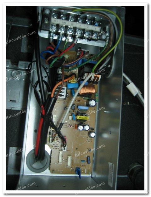 carte pompe à chaleur LG