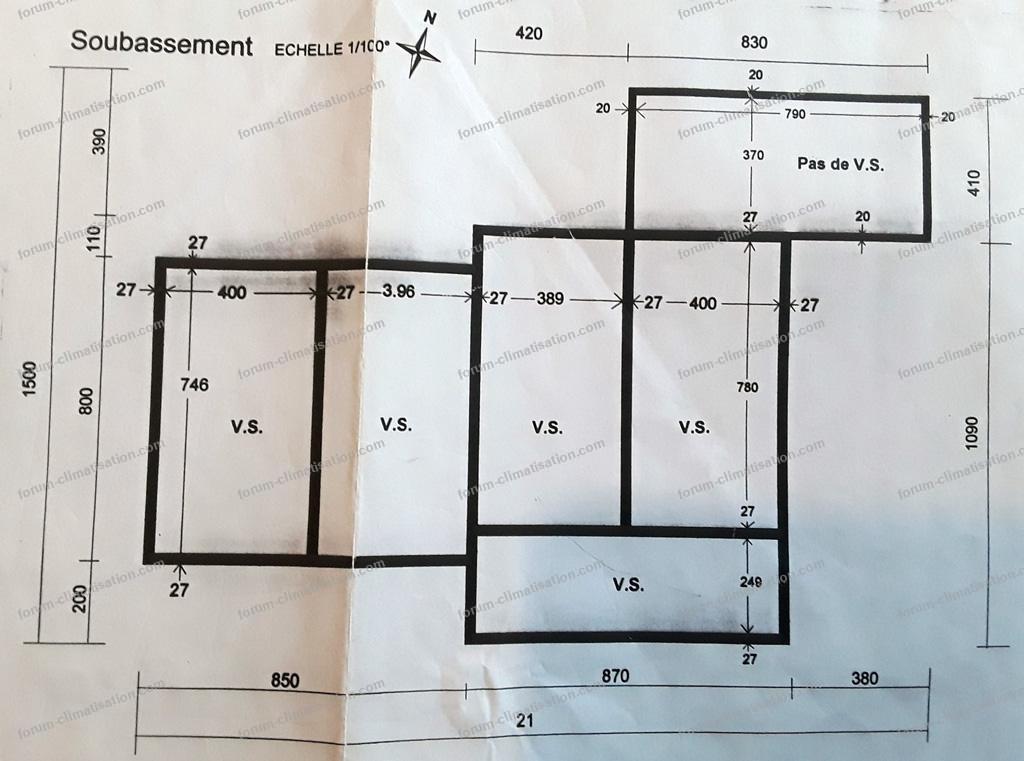 forum conseils climatisation installer une ou deux unit s ext rieures. Black Bedroom Furniture Sets. Home Design Ideas