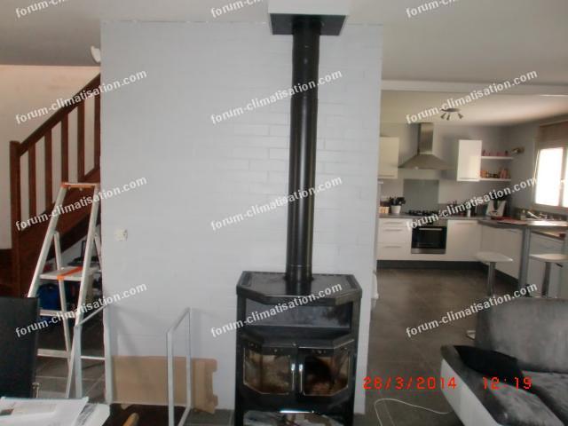 problème cycle pompe à chaleur bi split Daikin