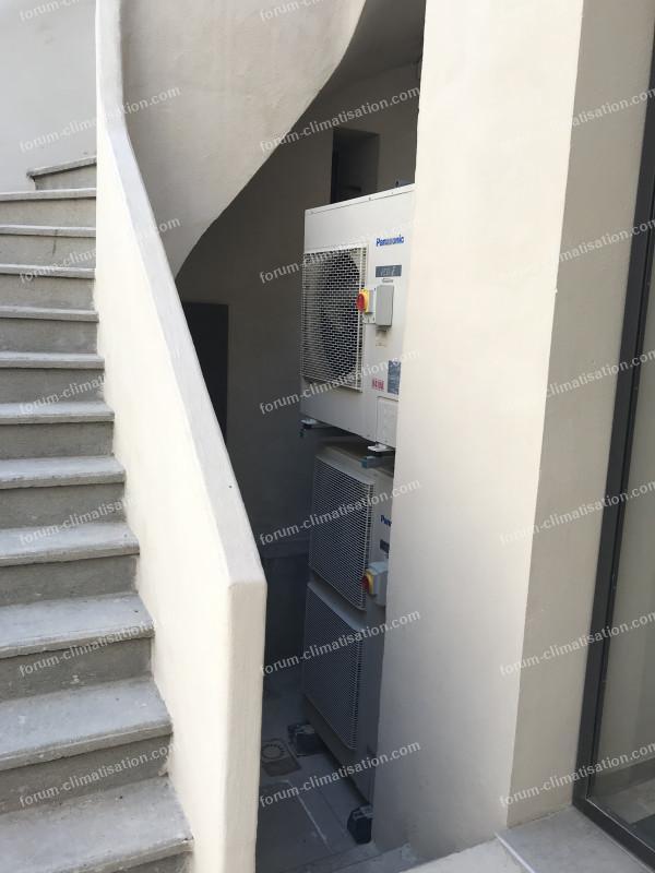 Problème de froid climatisation Panasonic