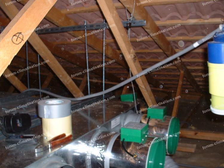 Climatisation lectrique d pannage r ponses for Installation d une climatisation