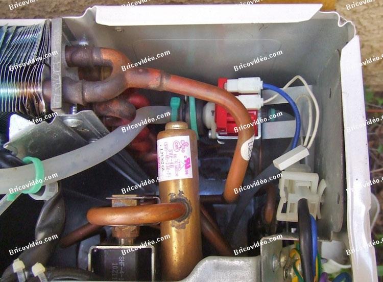 forum d pannage climatisation probl me bruit pompe eau clim delonghi pac90hp. Black Bedroom Furniture Sets. Home Design Ideas