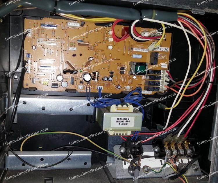 Problème ventilation UI Daikin