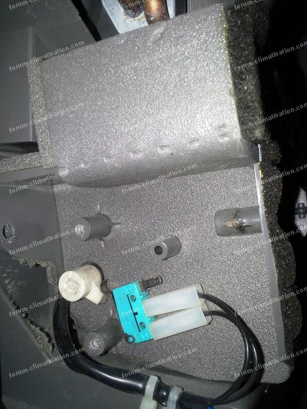 problèmes clim Daikin FVXS50BVMB