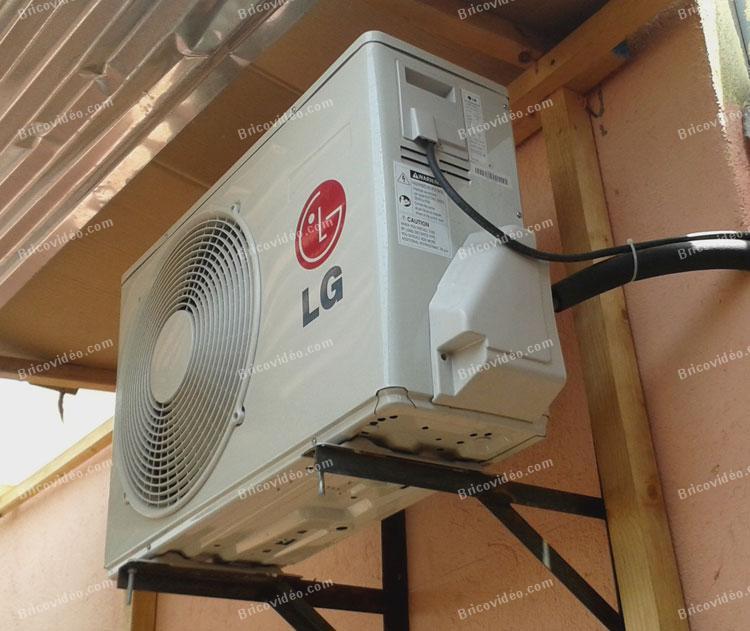 puissance electrique pour un climatiseur lg 01